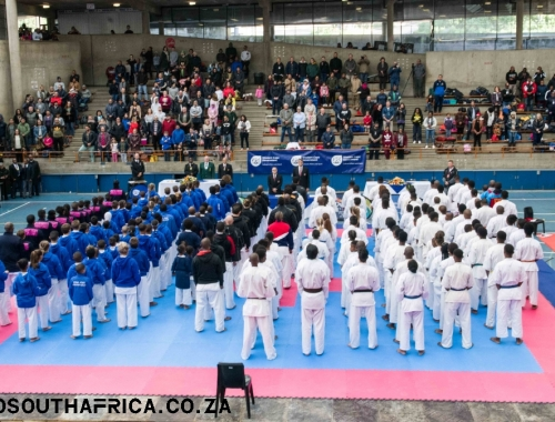 7th All Africa and 2018 IKO Kyokushin SA Champs event images